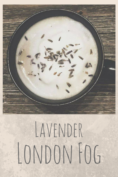 Lavender London Fog