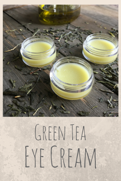Green Tea Antiaging Eye Cream